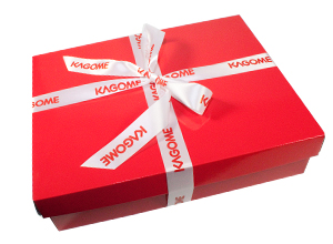Kagome Branded Box