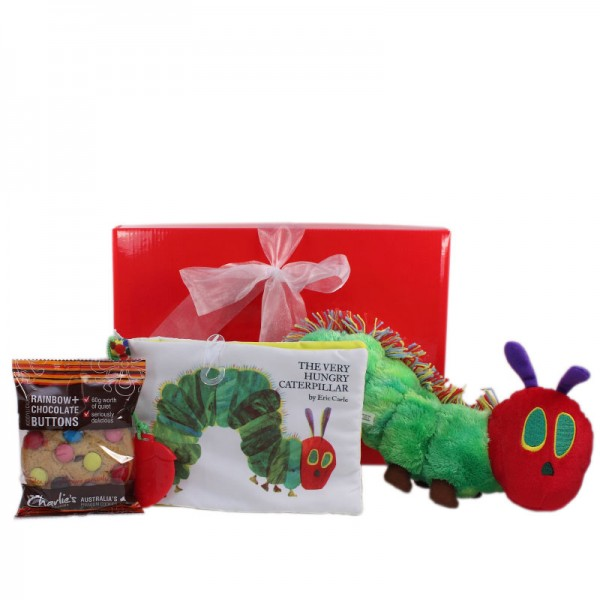 Gift Wrapped Up Baby Hamper The Very Hungry Caterpillar