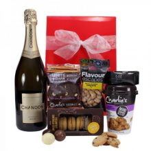 Gift Wrapped Up Celebration Hamper Chandon Sparkling Delight
