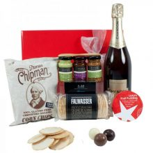 Gift Wrapped Up Christmas Hamper Chandon Sparkling