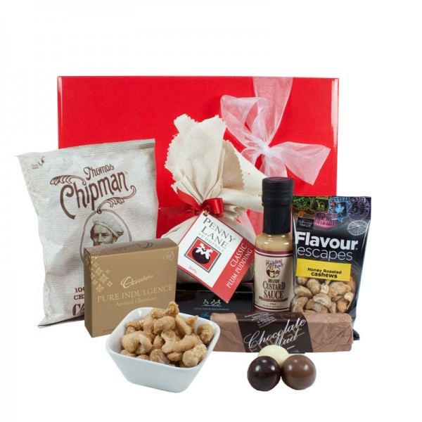 Gift Wrapped Up Christmas Hamper Delight