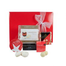 Gift Wrapped Up Christmas Hamper Mini Treats