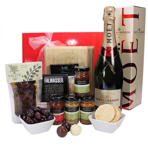 Gift Wrapped Up Corporate Hamper Superior Business Deluxe