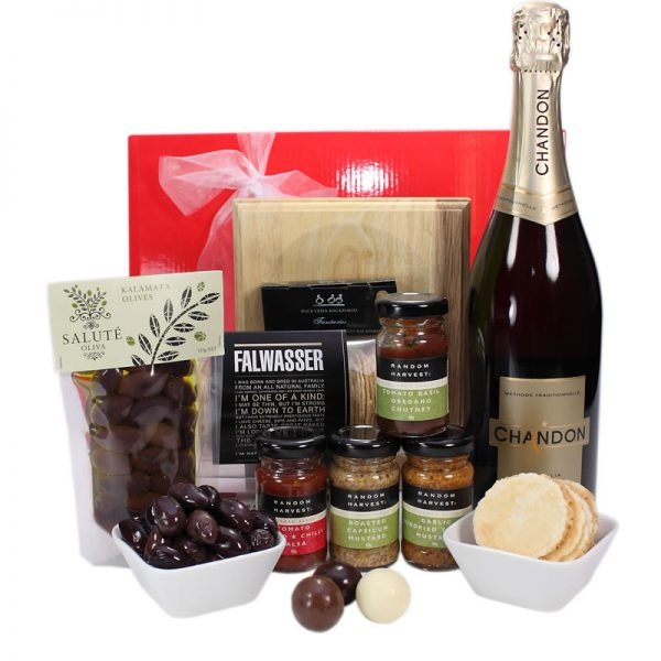Gift Wrapped Up Corporate Hamper Superior Business Sparkling