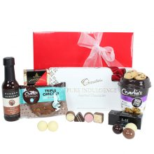 Gift Wrapped Up Deluxe Gift Hamper Heavenly Indulgence