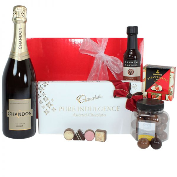 Gift Wrapped Up Deluxe Gift Hamper Sparkling Delight