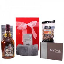 Gift Wrapped Up Fathers Day Hamper My Dad