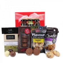 Gift Wrapped Up Food Gift Hamper Scrumptious Delight