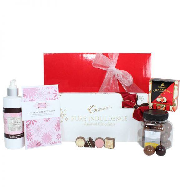 Gift Wrapped Up Gift Hamper Essential Plus