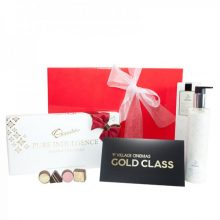 Gift Wrapped Up Gift Hamper Gold Class Sweet Indulgence