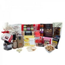 Gift Wrapped Up Gourmet Christmas Hamper Deluxe Delight