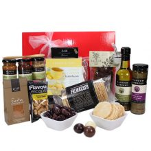 Gift Wrapped Up Gourmet Gift Hamper Deluxe Delights