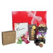 Gift Wrapped Up Heavenly Chocolate Gift Hamper