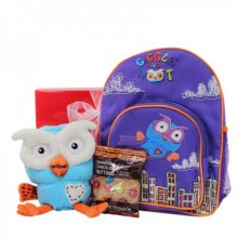 Gift Wrapped Up Kids Gift Hamper Super Giggle & Super Hoot