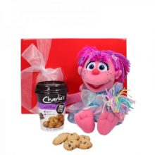 Gift Wrapped Up Kids Hamper Abby Cadabby with Love