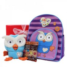 Gift Wrapped Up Kids Hamper Giggle & Hoot