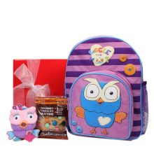 Gift Wrapped Up Kids Hamper Hoot With Hootabelle Buddy
