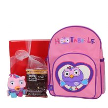Gift Wrapped Up Kids Hamper Hootabelle Buddy