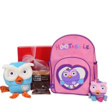 Gift Wrapped Up Kids Hamper Hootabelle Buddy Combo