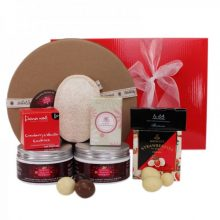 Gift Wrapped Up Luxury Gift Hamper Heavenly Body Mini Treats