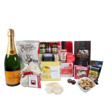 Gift Wrapped Up Verve Deluxe Chrismas Hamper