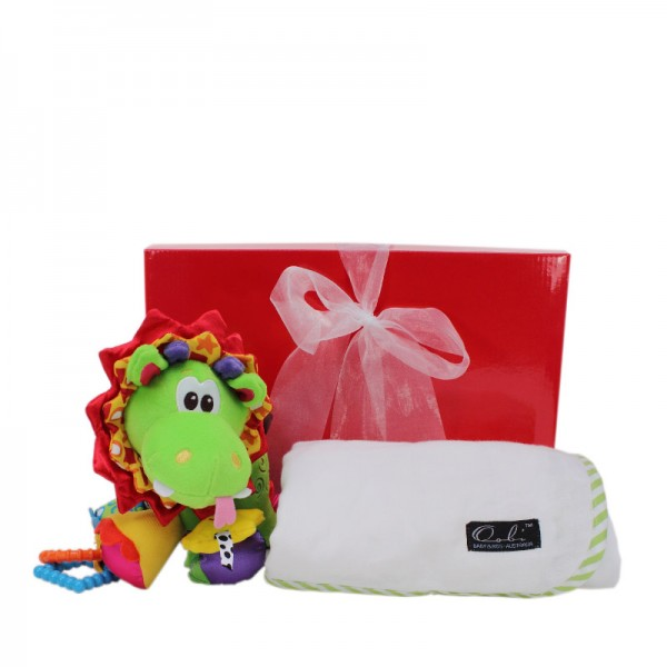 Baby Gifts Australia Melbourne : Snuggly baby gift wrapped up