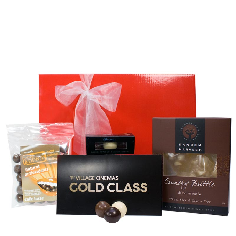 Gift wrapped up movie gift hamper gift wrapped up share negle Image collections