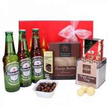 A Hamper containing Men's Products