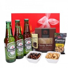 A Collection of Men's Hampers
