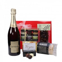 A Collection of Myer Hampers