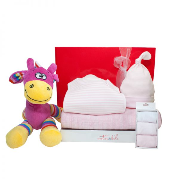 Gift Wrapped Up Baby Girl Gift Hamper It's a Girl