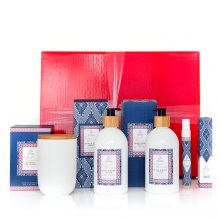 GIFT WRAPPED UP LUXURY GIFT HAMPER ISLAND BLOSSOM