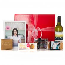 GIFT WRAPPED UP FOOD GIFT HAMPER NIGELLA LAWSON