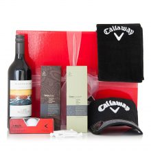 GIFT WRAPPED UP MENS HAMPER PRO CALLAWAY DELUXE