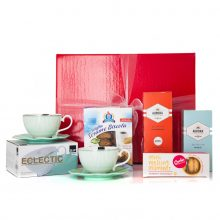 GIFT WRAPPED UP TEA FOR TWO GIFT HAMPER