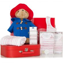 Gift Wrapped Up Baby Gift Hamper Paddington Bear