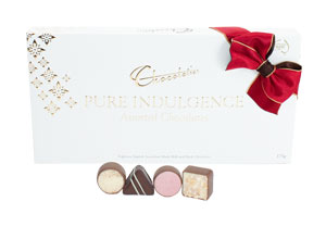 Chocolatier Pure Indulgence Assorted Chocolates 18 Pieces 175g
