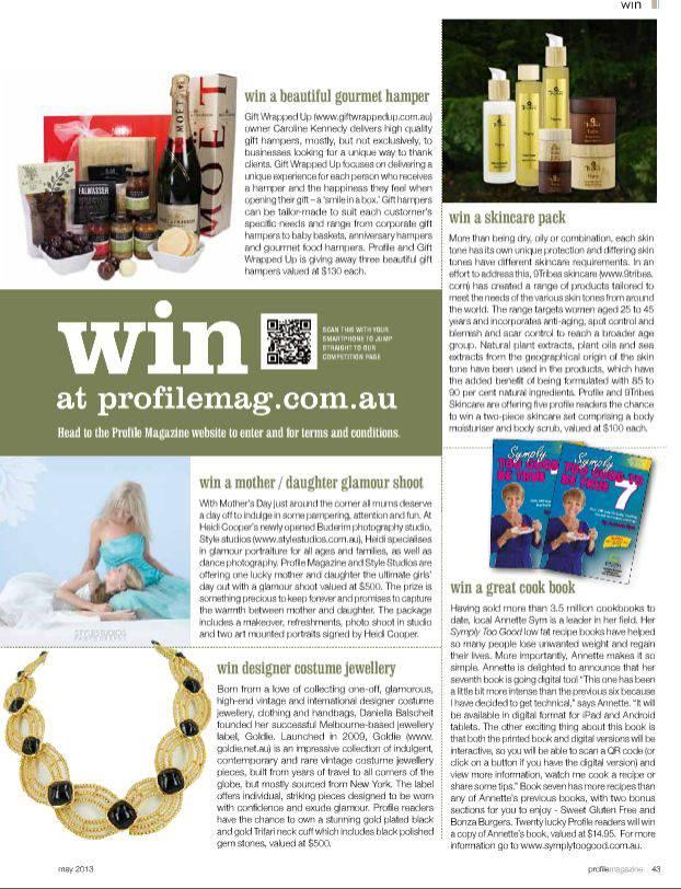 Profile Magazine Article